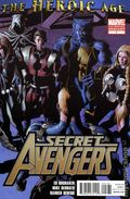 Secret Avengers (2010 Marvel) 1st Series 1E