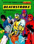Deathstroke SC (1983 Champions Role-Playing Game) 1-1ST