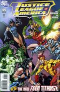 Justice League of America (2006 2nd Series) 49A