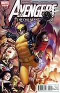 Avengers The Children's Crusade (2010) 2A