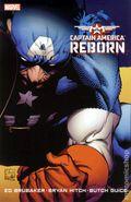Captain America Reborn TPB (2010 Marvel) 1B-1ST