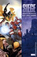 Siege Mighty Avengers HC (2010 Marvel) 1-1ST