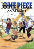 Art of Shonen Jump One Piece Color Walk SC (2005) 1-1ST