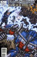 Transformers Nefarious (2010 IDW) 6B