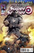 Steve Rogers Super-Soldier (2010 Marvel) 4