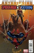 Astonishing Spider-Man and Wolverine (2010) 4