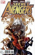 Secret Avengers (2010 Marvel) 1st Series 7A