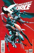 Uncanny X-Force (2010 Marvel) 1F