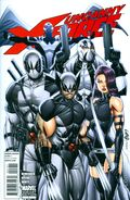 Uncanny X-Force (2010 Marvel) 1D