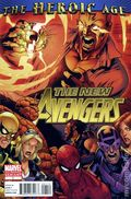 New Avengers (2010-2013 2nd Series) 1F