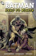 Batman Dead to Rights TPB (2010 DC) 1-1ST
