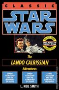 Classic Star Wars The Lando Calrissian Adventures PB (1994 Del Rey Novel) 1-1ST