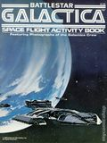 Battlestar Galactica Color and Activity Book SC (1978) BG-356