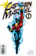 Captain Marvel (1999 4th Series Marvel) 1B