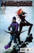 Widowmaker (2010 Marvel) with Black Widow & Hawkeye 1A