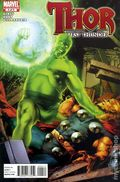 Thor First Thunder (2010 Marvel) 4