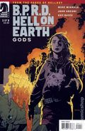 BPRD Hell on Earth Gods (2011 Dark Horse) 1A