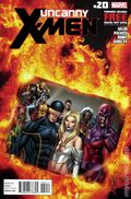 Uncanny X-Men (2011) 2nd Series 20A