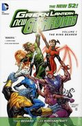 Green Lantern New Guardians HC (2012-2014 DC The New 52) 1-1ST