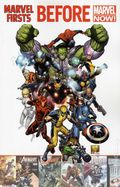 Marvel Firsts Before Marvel Now TPB (2012) 1-1ST