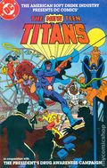 New Teen Titans (1980) Drug Awareness 1A