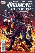 Hawkeye Blind Spot (2011 Marvel) 1