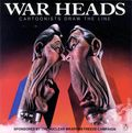 War Heads Cartoonists Draw the Line TPB (1983) 1-1ST