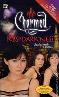 Charmed Kiss of Darkness PB (2000 Novel) 1-1ST