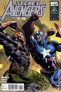 Secret Avengers (2010 Marvel) 1st Series 11A