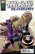 Hawkeye Blind Spot (2011 Marvel) 2