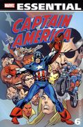 Essential Captain America TPB (2001- Marvel) 1st Edition 6-1ST