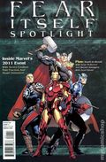 Fear Itself Spotlight (2011 Marvel) 1