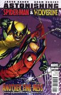 Astonishing Spider-Man Wolverine Another Fine Mess (2011 Mar 1