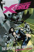 Uncanny X-Force The Apocalypse Solution HC (2011 Marvel) Premiere Edition 1-1ST