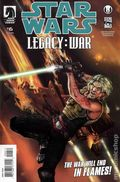Star Wars Legacy War (2010 Dark Horse) 6