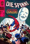 Die Spinne (1974 Williams) German Edition Amazing Spider-Man 81