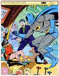 Batman Frame Tray Puzzle (1966 Whitman) PUZZLE-1