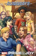 Runaways TPB (2011 Marvel Digest) 2nd Edition 1-1ST