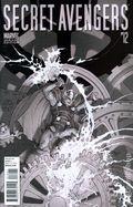 Secret Avengers (2010 1st Series) 12B