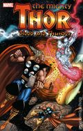 Thor Blood and Thunder TPB (2011) 1-1ST