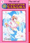 Art of Cardcaptor Sakura SC (2002) 3-1ST