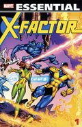 Essential X-Factor TPB (2011 Marvel) 2nd Edition 1-1ST