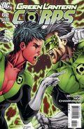 Green Lantern Corps (2006) 62A