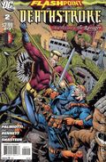 Flashpoint Deathstroke and the Curse of the Ravager (2011) 2