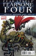 Fear Itself Fearsome Four (2011 Marvel) 2