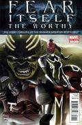 Fear Itself The Worthy (2011 Marvel) 1