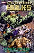 Incredible Hulks Planet Savage TPB (2011) 1-1ST