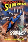 Superman Doomsday and Beyond SC (1993 Bantam Novel) 1-1ST