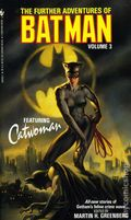 Further Adventures of Batman PB (1989 Bantam Novel) 3-1ST