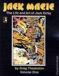 Jack Magic The Life and art by Jack Kirby SC (2011) 1-1ST